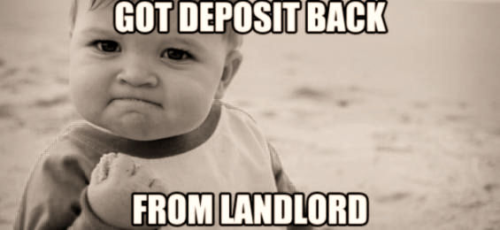 Will i get my 5,000 deposit back from title company?